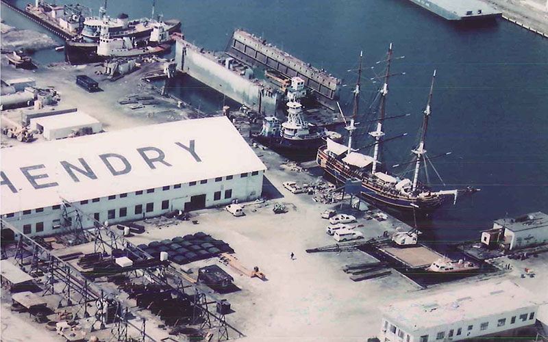 Hendry Corporation at Westshore
