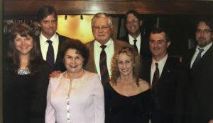 Aaron Hendry and Family